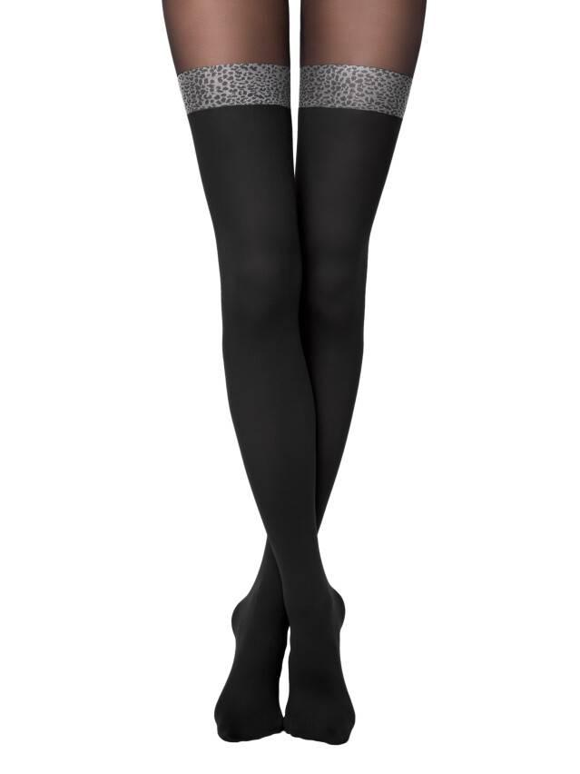 Women's tights CONTE ELEGANT CARMINE, s.2, nero - 1