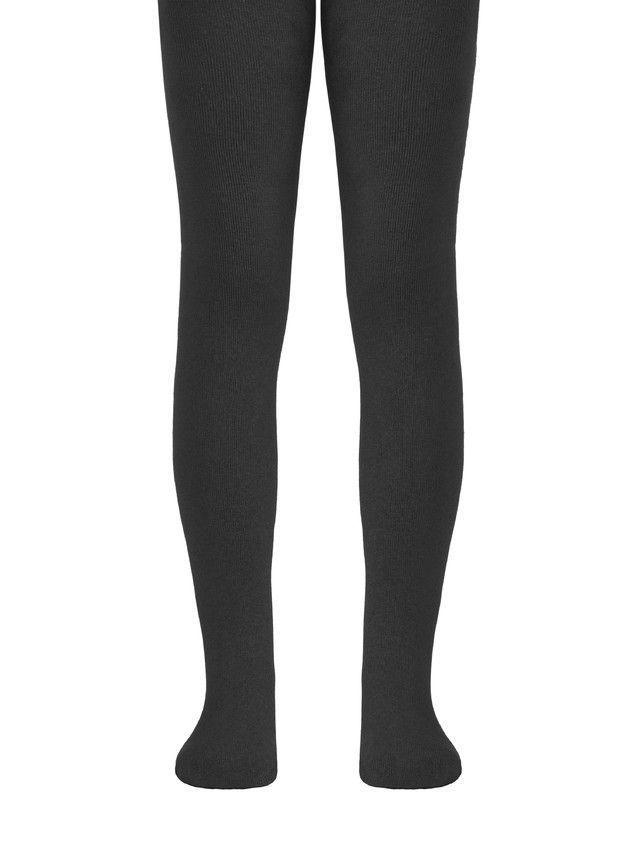 Children's tights CONTE-KIDS SOF-TIKI, s.104-110 (16),000 dark grey - 1