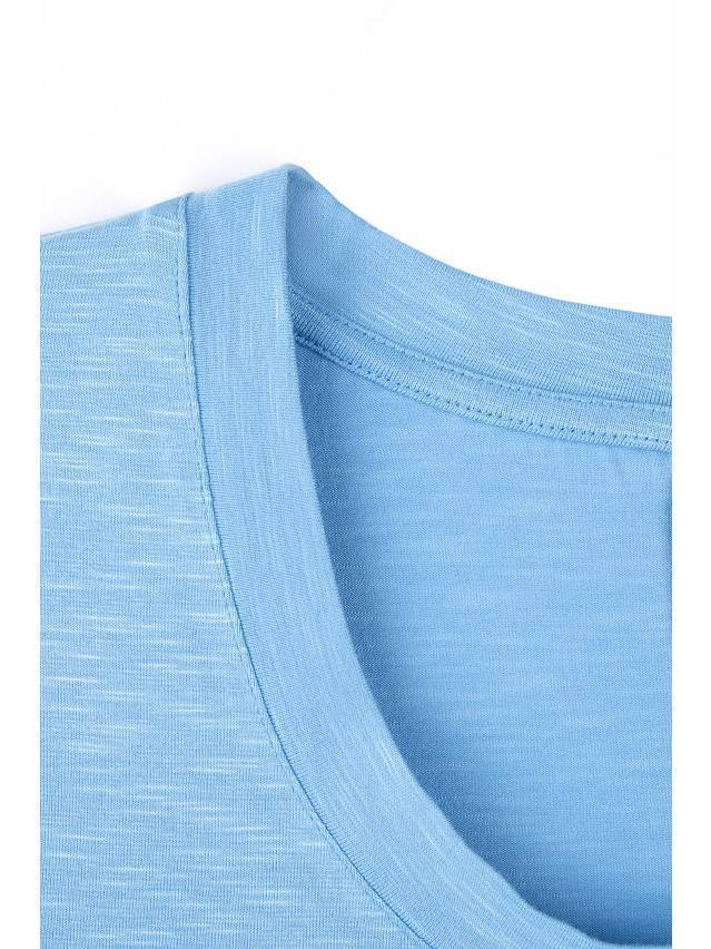 Women's polo neck shirt CONTE ELEGANT LD 478, s.158,164-100, blue - 2