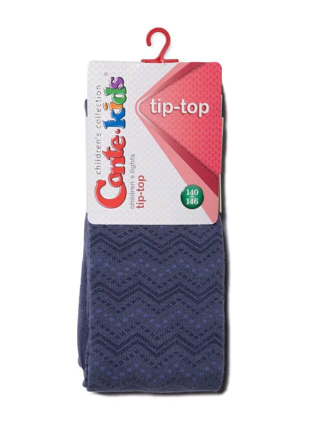 Children's tights CONTE-KIDS TIP-TOP, s.150-152 (22),351 dark denim - 2