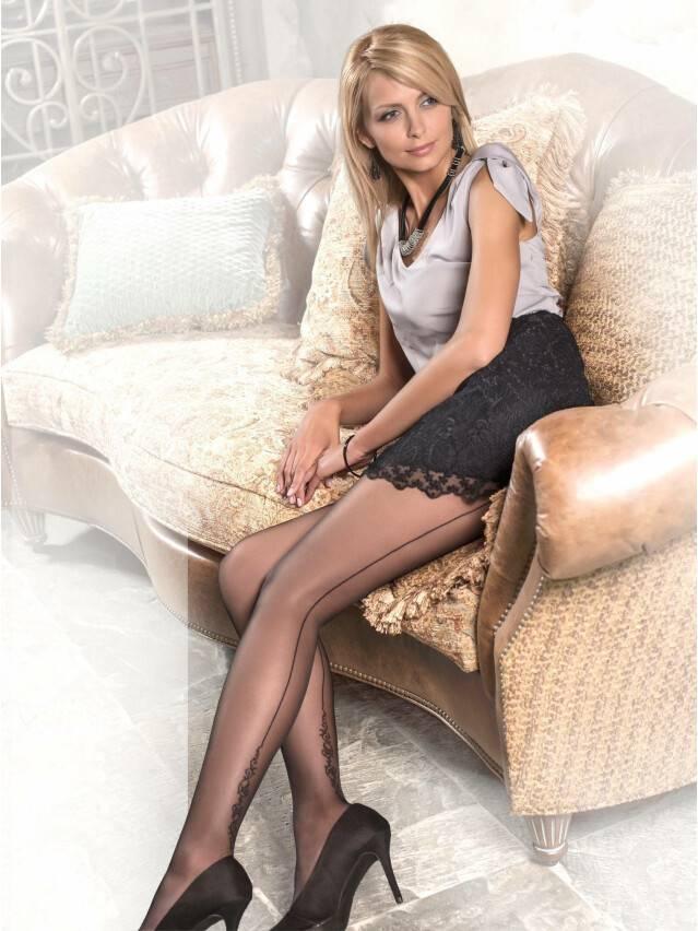 Women's tights CONTE ELEGANT SHER, s.2, nero - 1