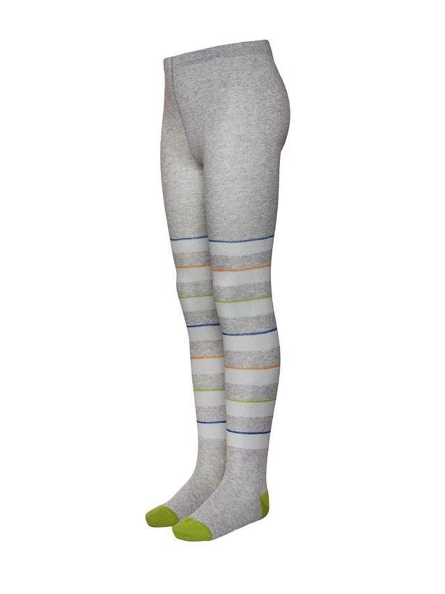 Children's tights CONTE-KIDS TIP-TOP, s.116-122 (18),366 grey - 1