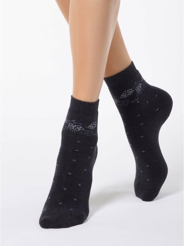 Women's socks CONTE ELEGANT COMFORT, s.23, 034 black - 1