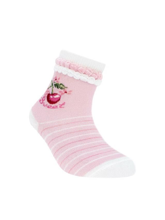Children's socks CONTE-KIDS TIP-TOP, s.14, 190 light pink - 1