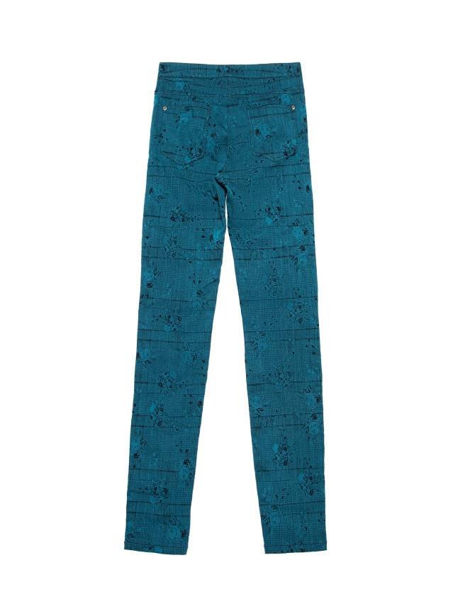 Women's trousers CONTE ELEGANT TEONA, s.164-64-92, blue - 4
