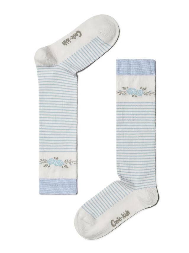 Children's knee high socks CONTE-KIDS TIP-TOP, s.18, 038 milky-pale violet - 1