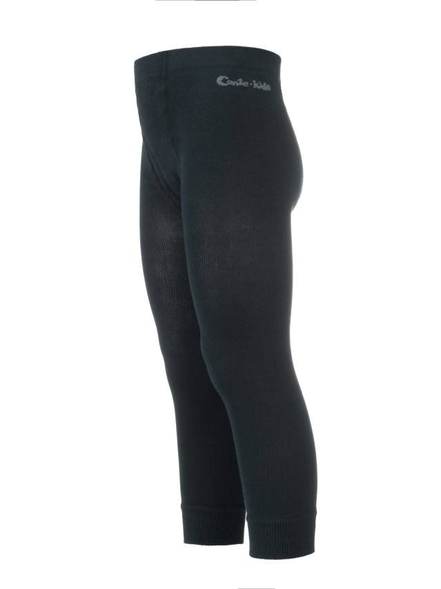 Leggings for boys CONTE-KIDS MAX, s.104-110, 000 dark grey - 2