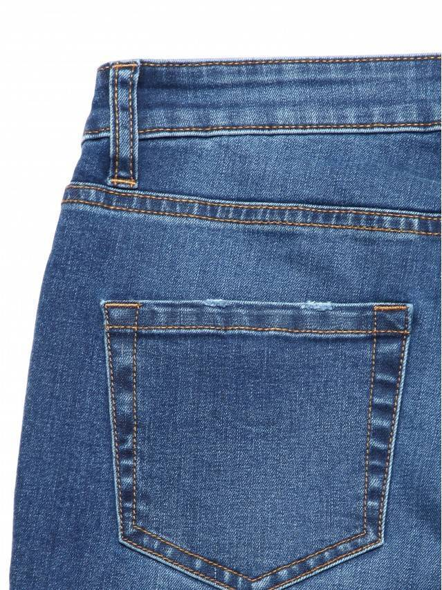 Denim trousers CONTE ELEGANT CON-152, s.164-98, authentic blue - 7