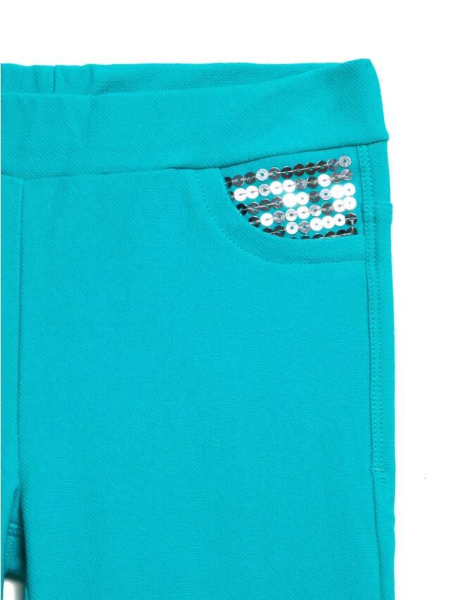 Leggings for girls CONTE ELEGANT PINA, s.110,116-56, blue - 4
