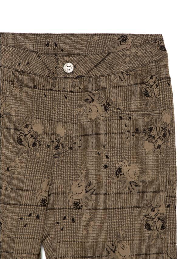 Women's trousers CONTE ELEGANT TEONA, s.164-64-92, brown - 5