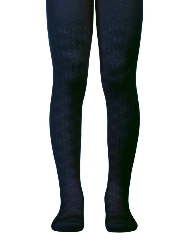Children's tights CONTE-KIDS CLASS, s.104-110 (16),191 navy - 1