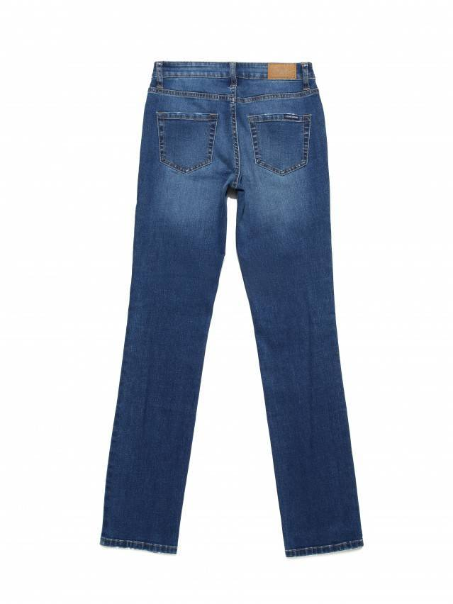 Denim trousers CONTE ELEGANT CON-152, s.164-98, authentic blue - 4