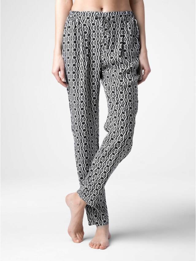 Women's trousers CONTE ELEGANT LETICIA, s.164-68-96, black - 1