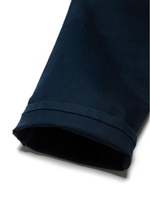 Denim trousers CONTE ELEGANT CON-139B, s.170-102, dark navy - 8