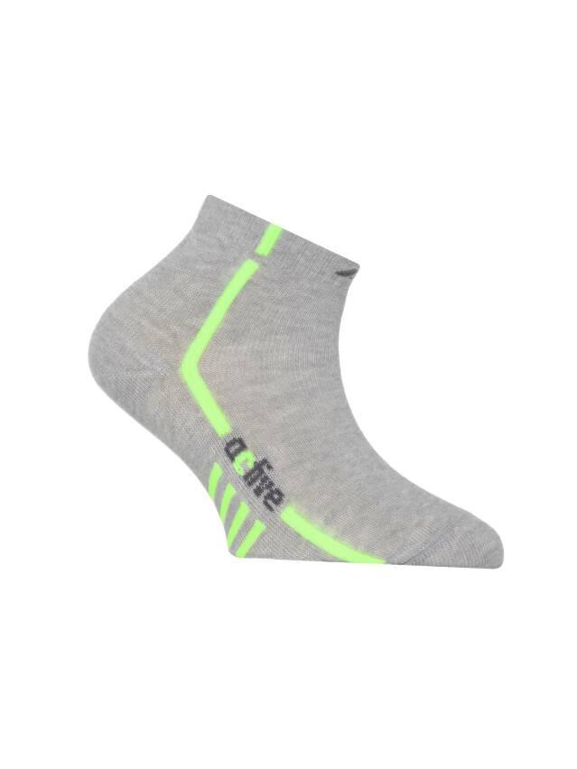 Children's socks CONTE-KIDS ACTIVE, s.14, 132 grey - 1