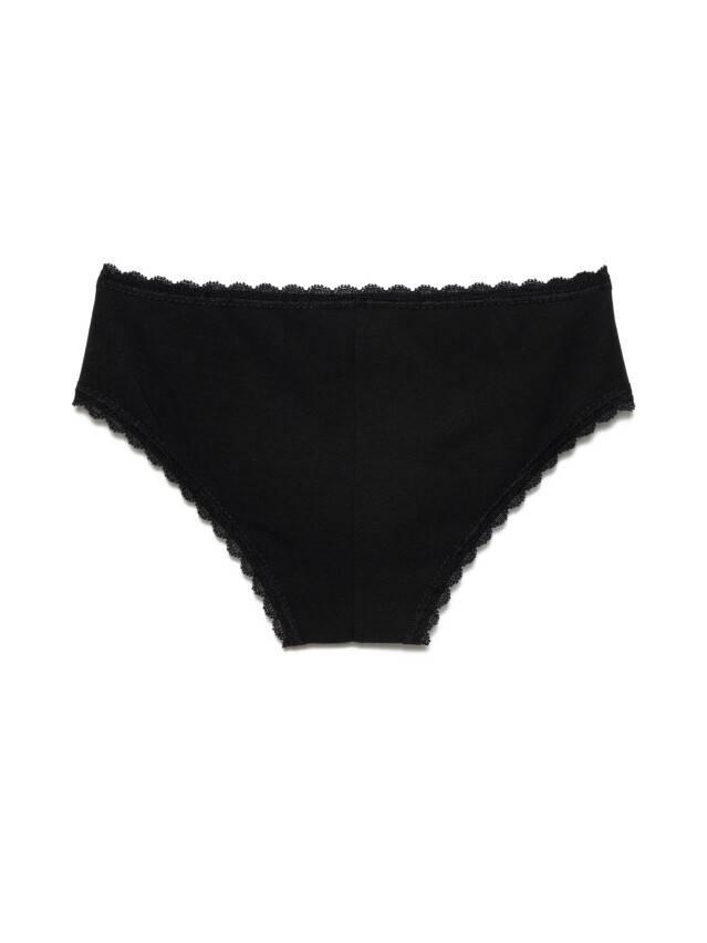 Women's panties CONTE ELEGANT SECRET CHARM LHP 988, s.90, black - 4