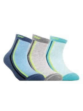 Носки детские CONTE KIDS TIP-TOP, р.20, 272 светло-розовый ACTIVE 7С-97СП, размер 16, цвет grey