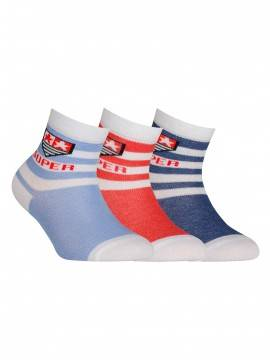 children's cotton socks TIP-TOP 5С-11СП, размер 12, цвет navy