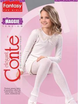 Children's polyamide tights MAGGIE 14С-10СП, размер 104-110, цвет pink