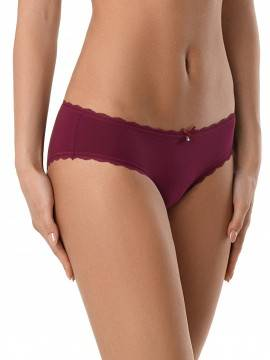 women's panties CONTE ELEGANT SECRET CHARM LHP 988 18С-774ТСП, размер 102, цвет black